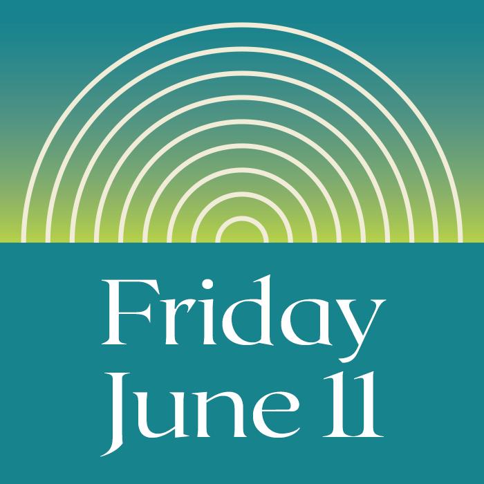 Friday June 11
