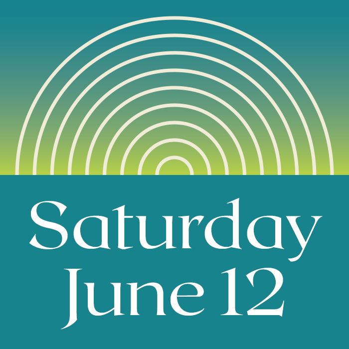 Saturday June 12